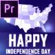 USA Patriotic Logo - Premiere Pro