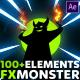 FXMONSTER - 100 Flash FX
