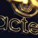 Gold Logo Reveal v3