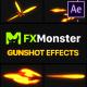 Gunshot Effects | After Effects