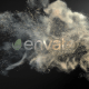 Glitter Smoke Logo Reveal