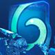 Terrain Destruction Logo