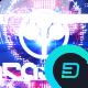 Glitch Pulse Logo Reveal