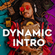 Dynamic intro | Music Event