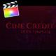 Cine Credit V.7
