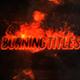Exploding Burning Titles