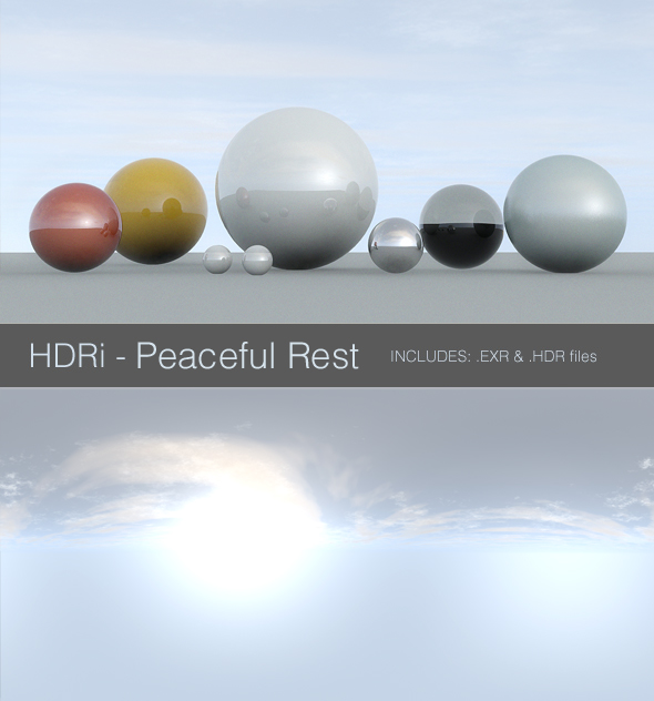 HDRi - Peaceful Rest