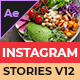 Food Instagram Stories V12