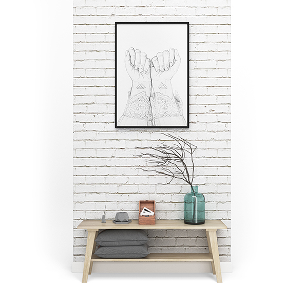 Decoration Set - Livingroom 05