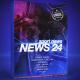 Broadcast Pack Sport News