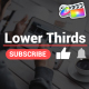 Youtube Lower Thirds | FCPX