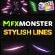 Stylish Lines | FCPX