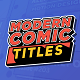 Modern Comic Titles