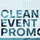Clean Event Promo