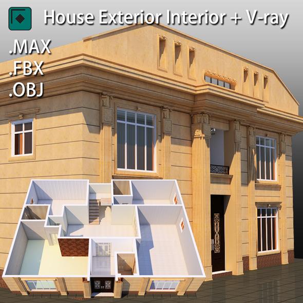 House Exterior Interior