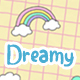 Doodle Background - Dreamy