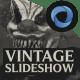 Vintage Slideshow  l  History Opener  l  Memorial Titles  l  Past Memories