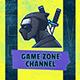 Grunge Gaming Logo Transition