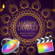 Diwali Wishes - Apple Motion