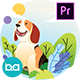 Pets Care and Veterinarian | Premiere Pro MOGRT