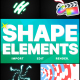 Shape Elements Pack | FCPX