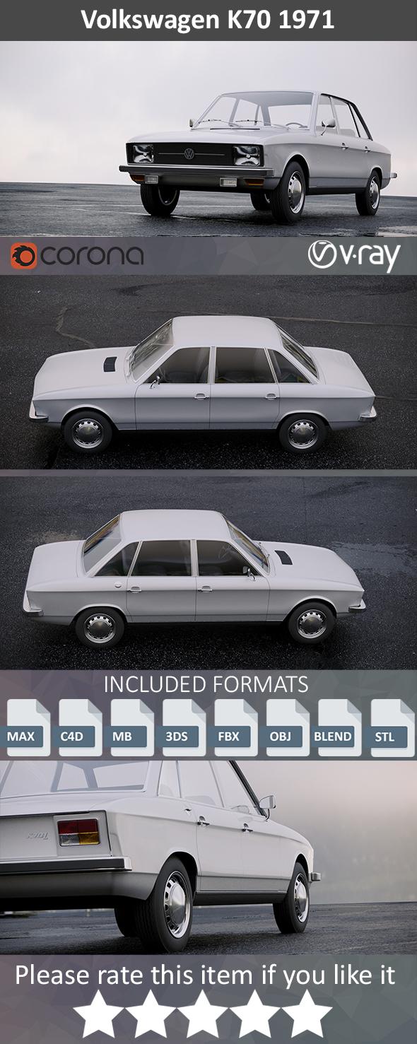 Volkswagen K70 1971