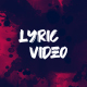 Lyric Video Template | Grunge Style