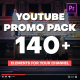 YouTube Promo Pack - Mogrt