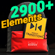 Filmmaker's Backpack   Big Pack of Transitions Effects Footages and Presets for Premiere Pro