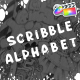 Scribble Alphabet   FCPX
