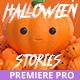 Halloween Instagram Stories for Premiere