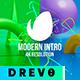 Modern Intro/ Simple Promo/ 4K 3D Figure/ Bright/ Colorful/ Birthday Party/ APP/ Social Media/ Carto