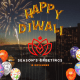 Happy Diwali Balloons Reveal