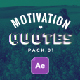 20 Qoutes Titles Instagram Pack 1
