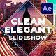 Clean Elegant Slideshow