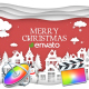 Christmas Paper Town Wishes - Apple Motion