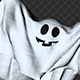 Funny Sheet Ghost - Transparent Transition