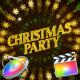 Christmas Party Invitation - Apple Motion