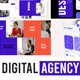 Digital Agency Web Showreel