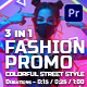 Colorful Street Style Fashion Promo | Mogrt
