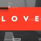 Clean Visual Typographic Intro