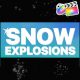 Snow Explosions | FCPX