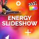 Energy Slideshow | For Final Cut & Apple Motion