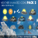 Weather Icons Pack 2