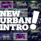 New Urban Style Intro/Opener