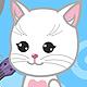 Cartoon Cat Love Backgrounds