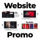 Modern Website Promo | 4k