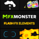 Cartoon Flash FX | FCPX