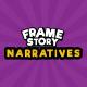 FrameStory Narratives I 8 Explainer Video Premade Stories