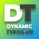 Dynamic Typography V1